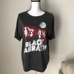 Daydreamer Black Sabbath Moon 4 Man Tee